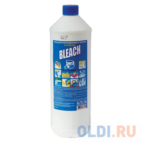 Фото - Средство для отбеливания и чистки тканей 1 л, Белизна BLEACH (Блич), гель faux pearl frayed bleach wash denim jacket