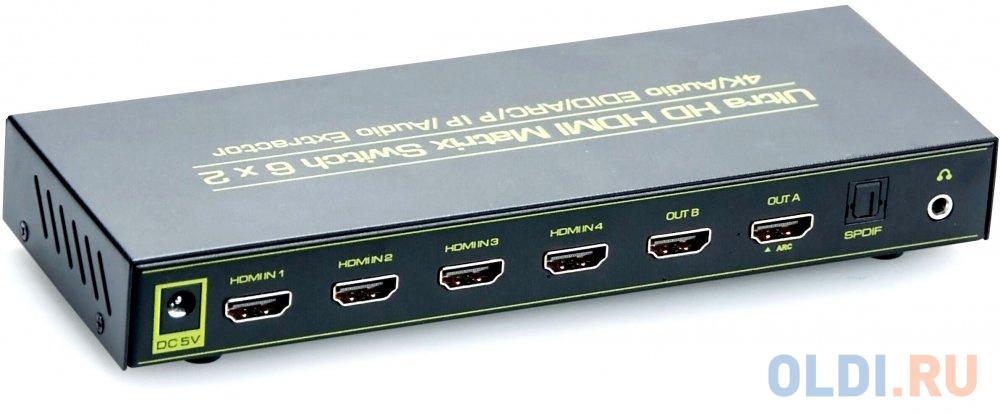 Переходник HDMI Green Connection GL v602 круглый