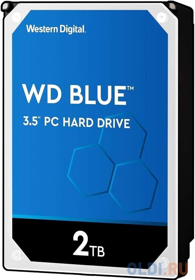 Фото - Жесткий диск 3.5 2 Tb 5400rpm 256Mb cache Western Digital WD20EZAZ SATA III 6 Gb/s жесткий диск 500 gb western digital wd black wd5003azex sata iii