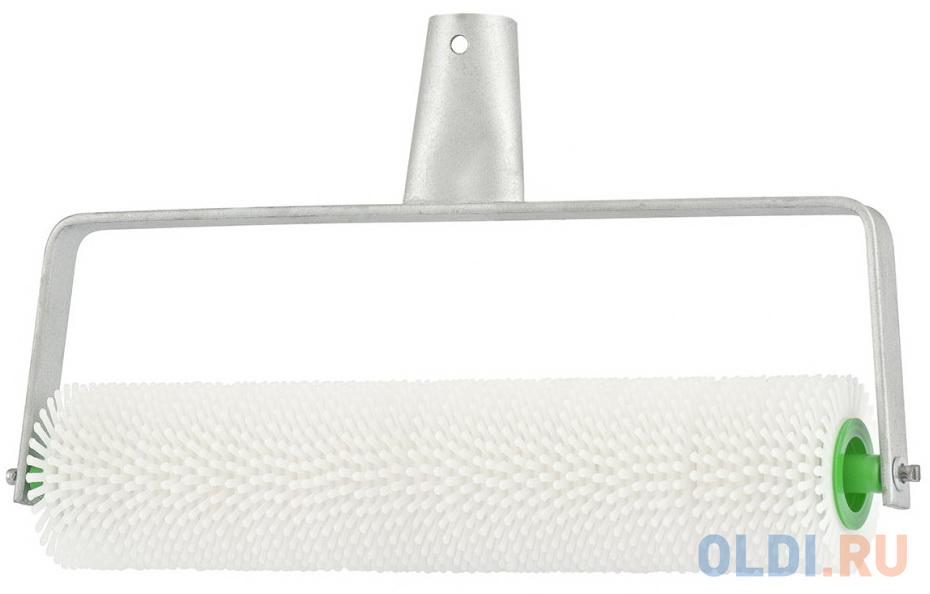 Валик игольчатый для наливных полов, 300 мм// Сибртех сандалии для наливных полов stayer 11191