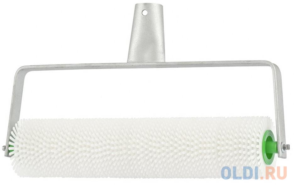 Валик игольчатый для наливных полов, 400 мм// Сибртех сандалии для наливных полов stayer 11191