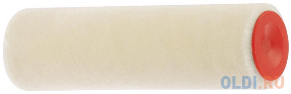 Валик сменный ВЕЛЮР PRO, 180 мм, ворс 4мм, D 48мм, D ручки - 6мм, шерсть 50%, полиакрил 50%// MTX валик сменный велюр pro 180 мм ворс 4мм d 48мм d ручки 6мм шерсть 50% полиакрил 50% mtx