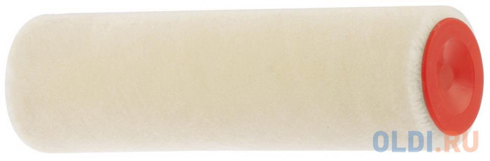 Валик сменный ВЕЛЮР PRO, 180 мм, ворс 4мм, D 40мм, D ручки - 6мм, шерсть 50%, полиакрил 50%// MTX валик сменный велюр pro 180 мм ворс 4мм d 48мм d ручки 6мм шерсть 50% полиакрил 50% mtx