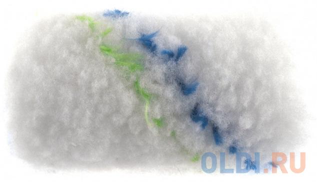 """Мини-валик сменный """"Водные краски"""",60 мм, ворс 12 мм,D - 16 мм, D ручки - 6 мм, полиэстер// Сибртех"""