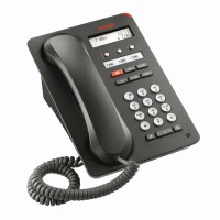 IP телефон Avaya 1603-I / IP PHONE 1603-I BLK IP аппарат 1603 без свитча / 700476849, 700508259 / IP PHONE 1603-I BLK IP