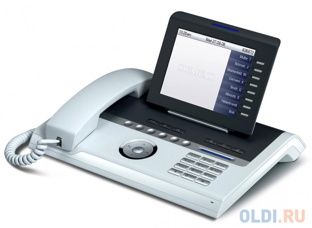 Телефон IP Unify OpenStage 60 T белый (L30250-F600-C112).