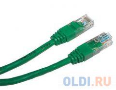 Патч-корд 5E категории Neomax UTP 0.5м зеленый 13001-005GN