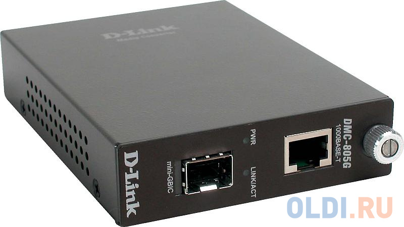Медиаконвертер D-LINK DMC-805G/A10A
