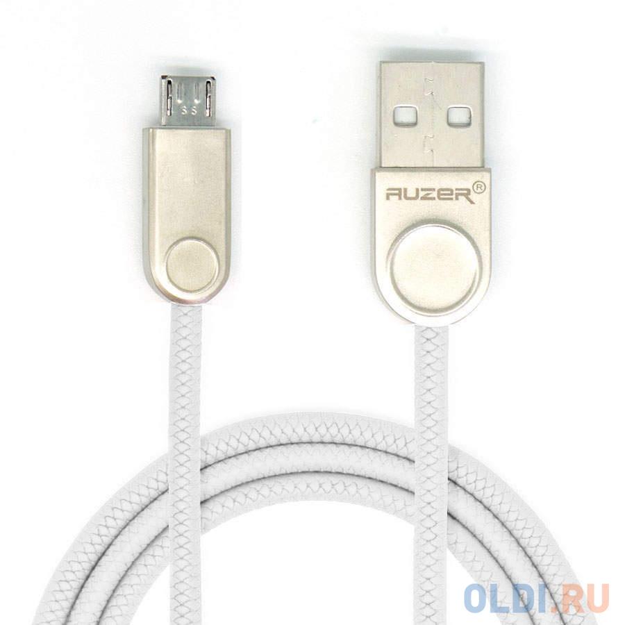 Фото - Кабель синхронизации micro USB Auzer AC-M21WE 20 pcs spdt 1no 1nc momentary hinge lever mini micro switches ac 125v 1a 3 pins