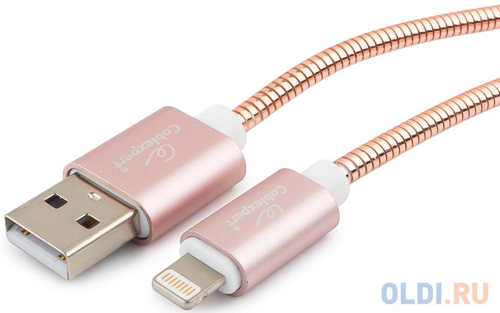 Фото - Кабель Cablexpert для Apple CC-G-APUSB02Cu-1.8M, AM/Lightning, серия Gold, длина 1.8м, золото, блистер эксмо логопедия теория и практика