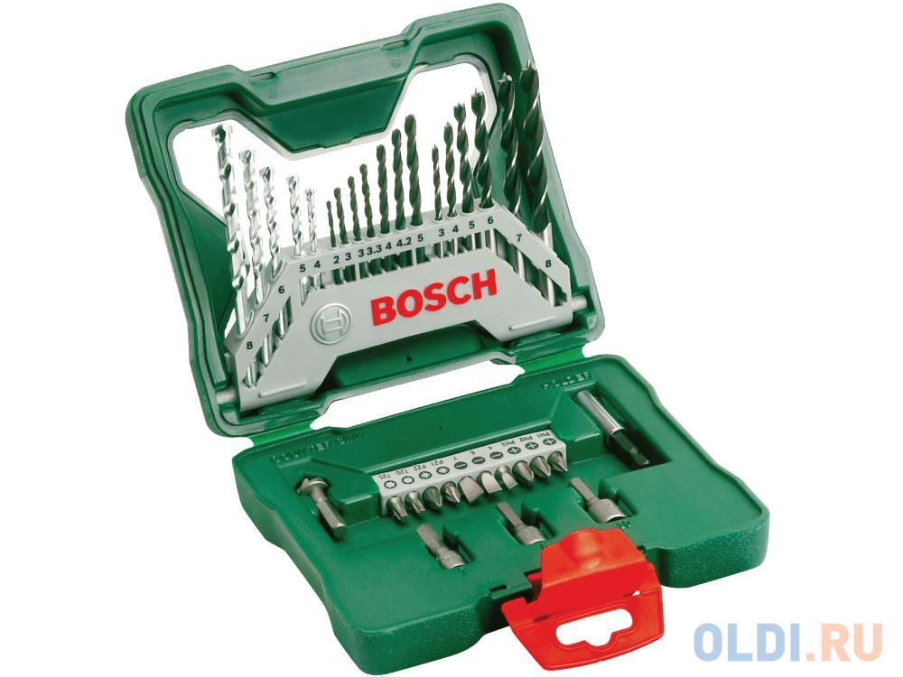 Набор бит и сверел Bosch X-Line-33 55200054 6035821JZ3 2607019325