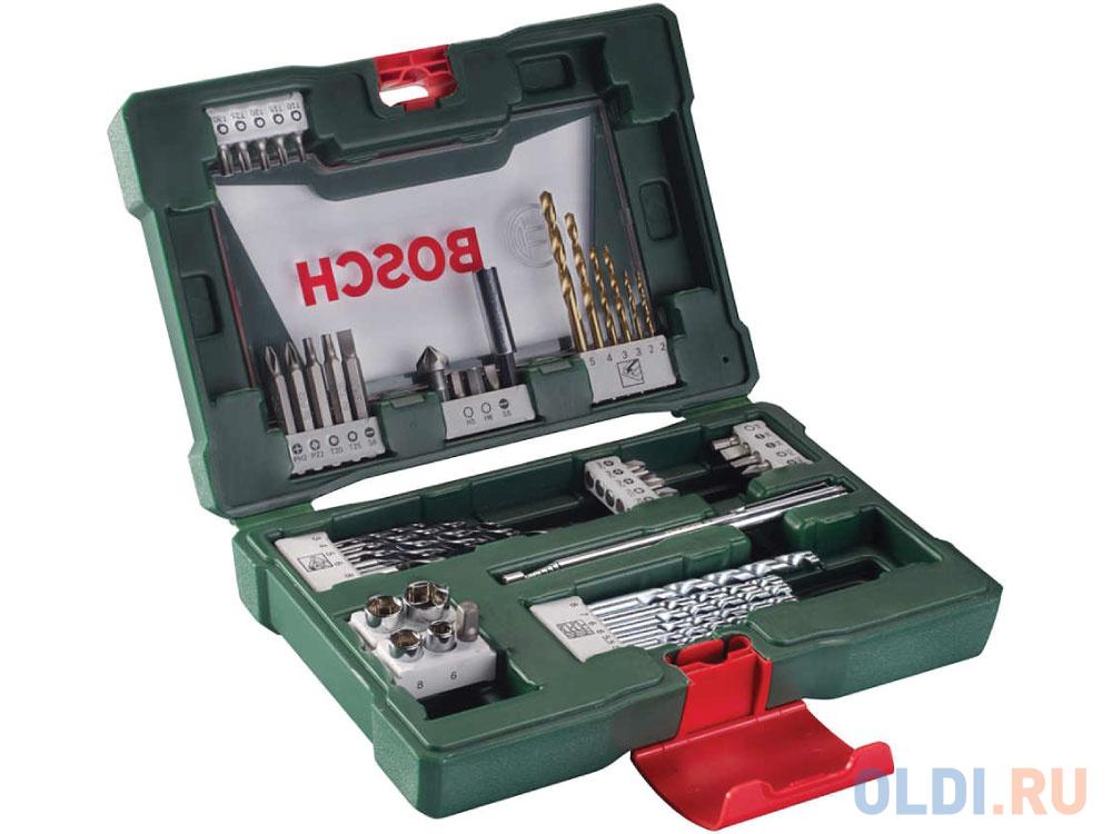 Набор сверел Bosch V-line 48шт 2607017314
