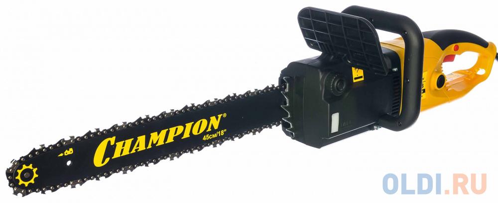 Электрическая цепная пила Champion 422-18-3/8-13-62.