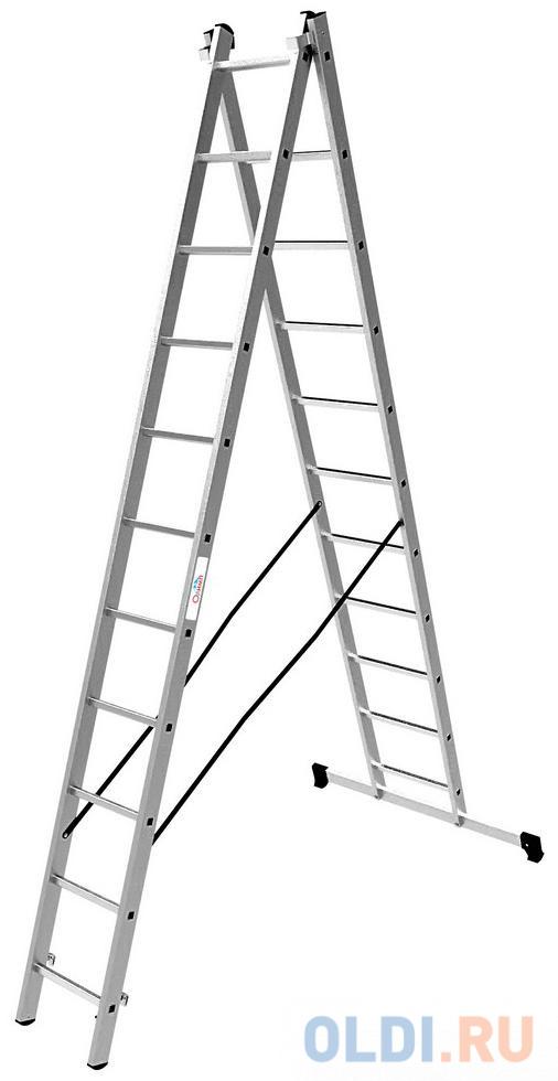 Лестница Олимп 1220211A 11 ступеней.