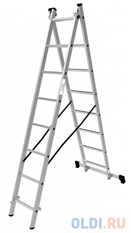 Лестница Олимп 1220208A 8 ступеней.