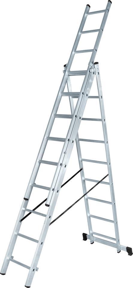 Лестница Олимп 1230309A 9 ступеней.