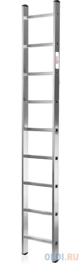 Лестница приставная Олимп 1210109A 9 ступеней.