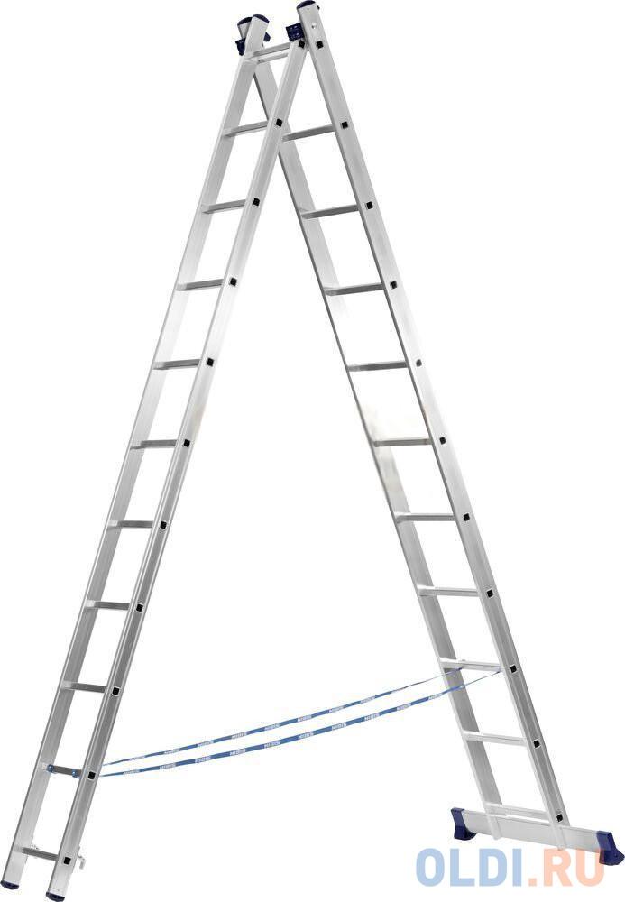 Лестница Сибин 38823-09 9 ступеней