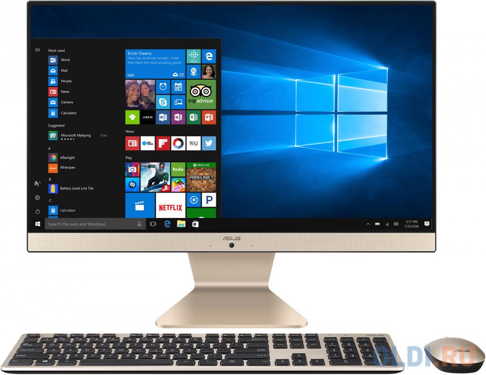 Моноблок 21.5 ASUS Vivo AiO A6432FAK-BA004T 1920 x 1080 Intel Core i3-10110U 4Gb 256 Gb Intel UHD Graphics Windows 10 Home черный 90PT02G1-M03520 90PT02G1-M03520 моноблок 23 8 asus v241fak ba050t 1920 x 1080 intel core i3 8145u 8gb 1 tb intel uhd graphics 620 windows 10 home черный золотистый 90pt0292 m01580