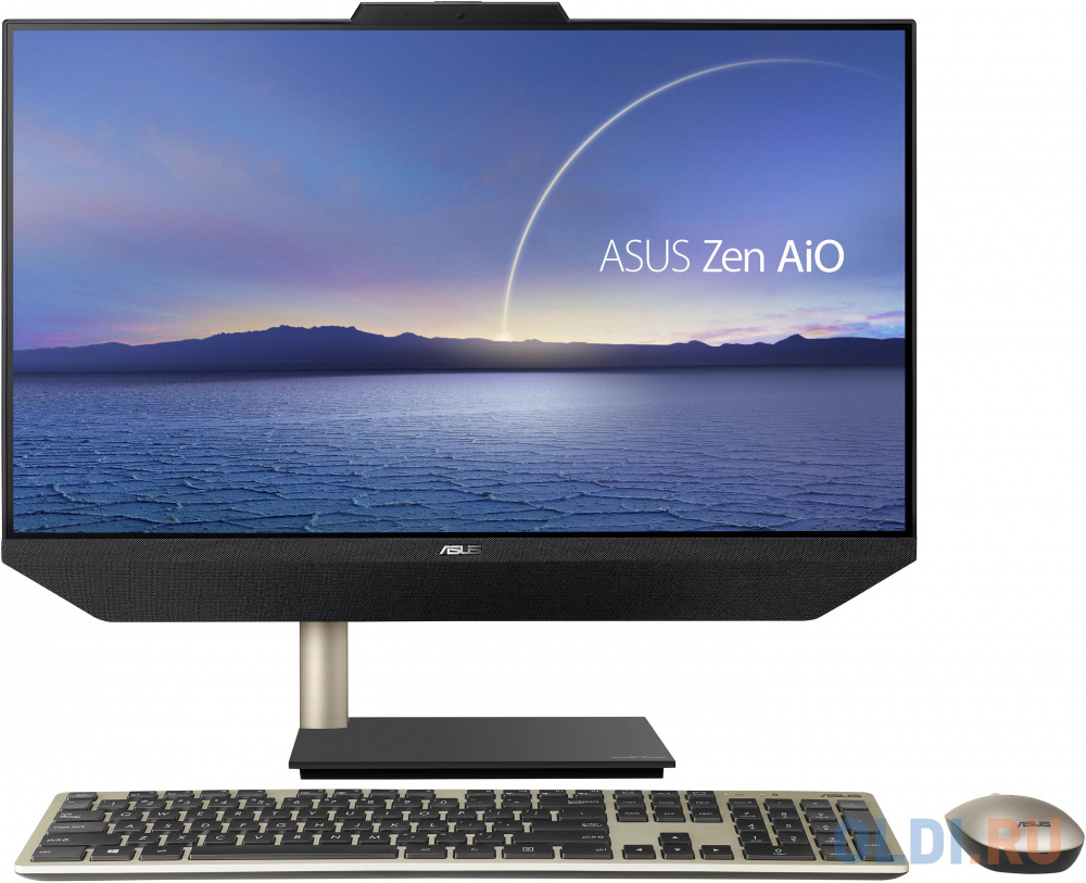 "ASUS E5400WFAK-BA008T   23.8""(1920x1080 (матовый) IPS)/Intel Core i3 10110U(2.1Ghz)/8192Mb/256PCISSDGb/noDVD/Int:Intel HD/Cam/BT/WiFi/war 1y/6.81kg/black/W10 + KB+M /"