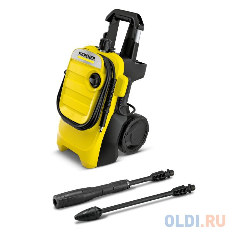 Минимойка Karcher K 4 Compact 1800 Вт. давление 20 -130 бар 420 л/час.