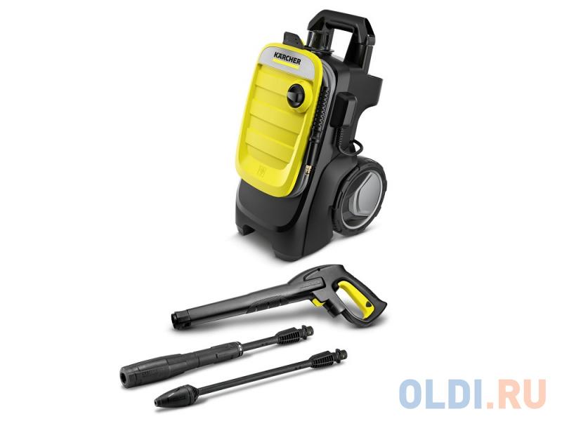 Минимойка Karcher K 7 Compact EU 3000 Вт. давление 20 -180 бар. 600 л/час.