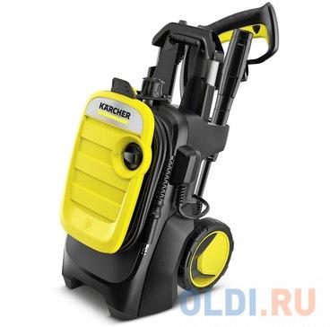 Минимойка Karcher K 5 Compact 2100 Вт. давление 20 -145 бар. 500 л/час.