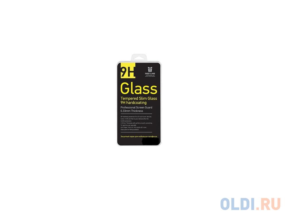 Защитное стекло Red Line для Sony Xperia E4 защитное стекло df xsteel 14 для sony xperia e4