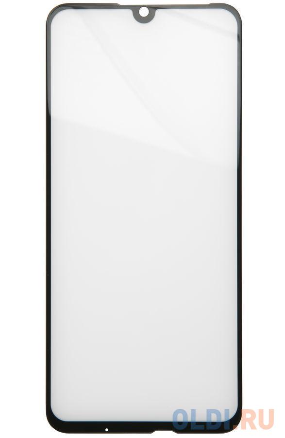 Защитное стекло для экрана Redline черный для Huawei Honor 10 Lite 3D 1шт. (УТ000017125)