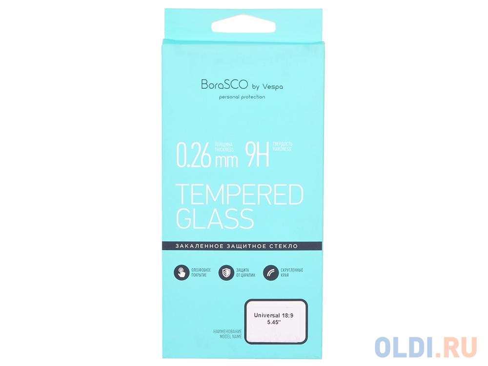 Защитное стекло BoraSCO 0,26 мм Универсальное 18:9 5.45