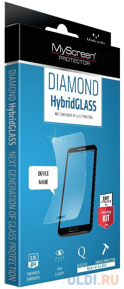Картинка для Пленка защитная Lamel гибридное стекло DIAMOND HybridGLASS EA Kit Xiaomi Redmi Note 3/ Redmi Note 3 Pro