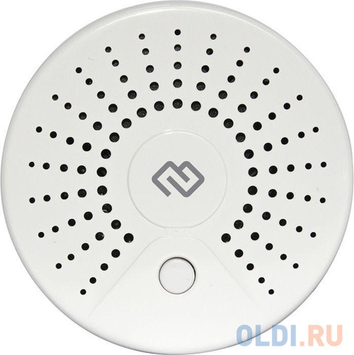Датчик задымления Digma DiSense S1 (DSS1) белый