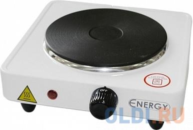 Плитка электрическая ENERGY EN-901  1000Вт d155мм чугун.
