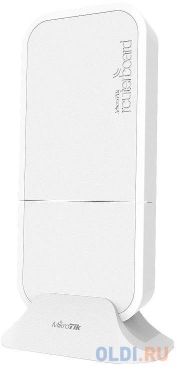 Точка доступа MikroTik RBWAPR-2NDR11E-LTE 802.11bgn 2.4 ГГц 1xLAN LAN белый.