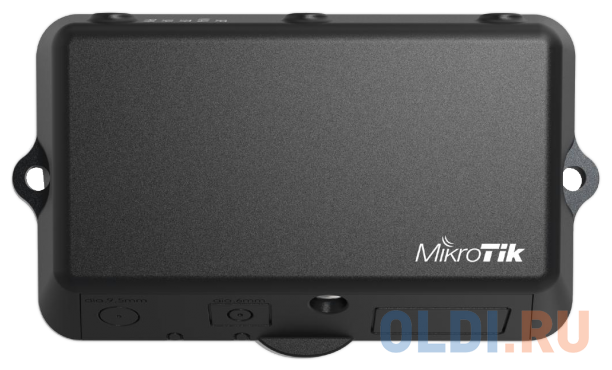 Точка доступа MikroTik LtAP mini LTE kit 802.11bgn 2.4 ГГц 1xLAN черный.