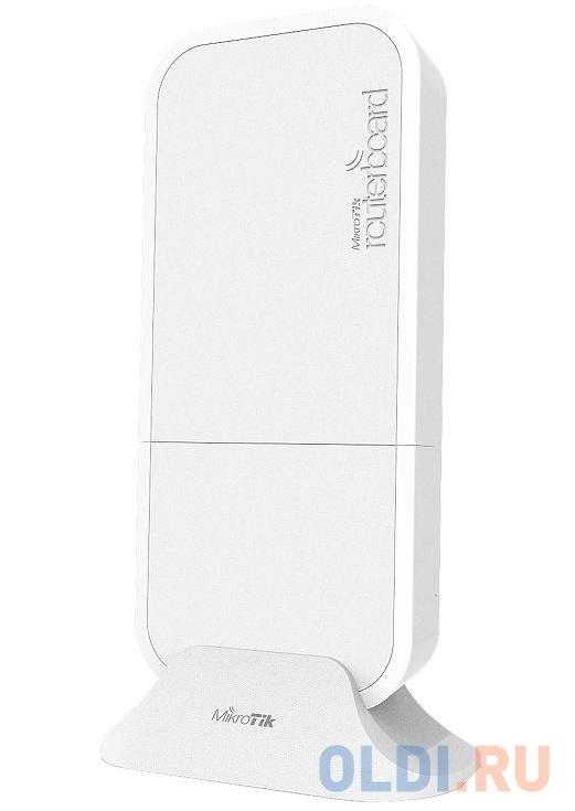 Точка доступа MikroTik wAP LTE kit 2.4 ГГц 1xLAN белый RBwAPR-2nDR11e-LTE.