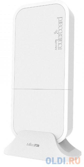Точка доступа MikroTik wAP ac 4G kit 2.4 ГГц 5 ГГц 2xLAN белый RBwAPGR-5HacD2HnDR11e-4G.