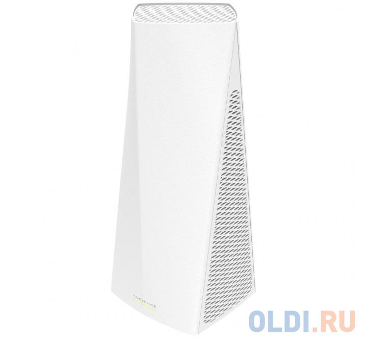 Wi-Fi роутер MikroTik Audience LTE6 kit 802.11abgnac 300Mbps 2.4 ГГц 5 ГГц 2xLAN белый RBD25GR-5HPacQD2HPnDR11e-LTE6.