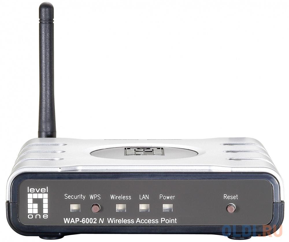 Точка доступа Level One WAP-6002 Беспроводная точка доступа 802.11n 150Mbps