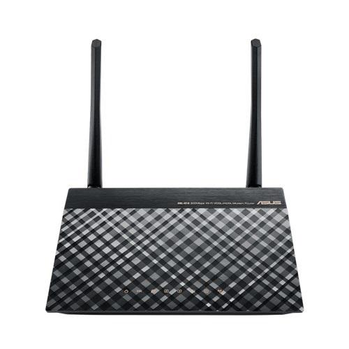 Маршрутизатор ADSL ASUS DSL-N16 Модемный маршрутизатор с поддержкой ADSL и Wi-Fi, 300 Мбит