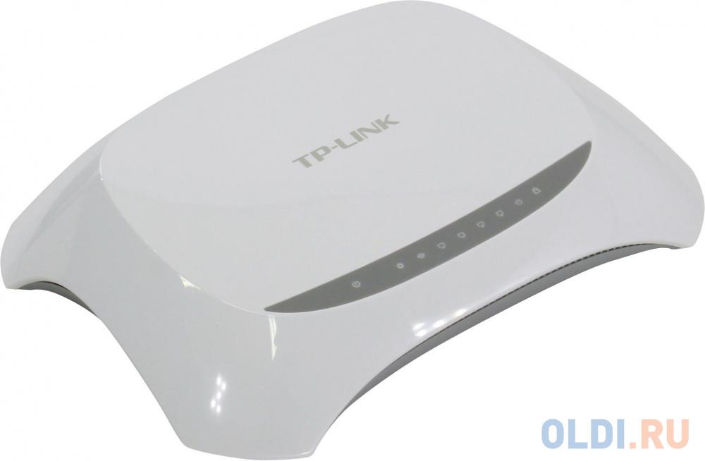 Маршрутизатор TP-LINK TL-WR840N Беспроводной маршрутизатор серии N, скорость до 300 Мбит/с