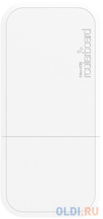 Фото - Точка доступа MikroTik RBwAPG-60ad-A 802.11abgnacad 60 ГГц 1xLAN LAN белый wi fi мост mikrotik wap 60g rbwapg 60ad