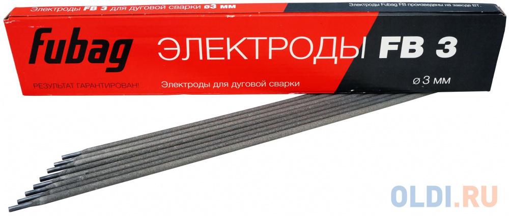 Электроды для сварки Fubag FB 3 3 мм 1 кг.