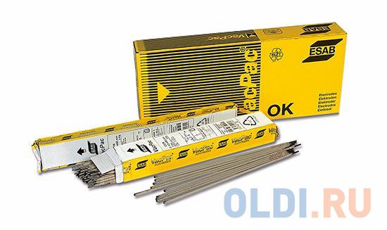 Электроды для сварки ESAB ОК 46.00 3 мм 5 кг маска esab sentinel a50 for air