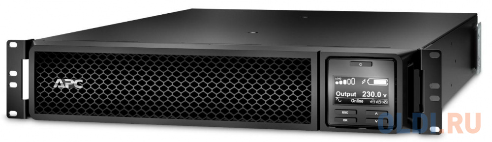 ИБП APC Smart-UPS RT 1000 ВА 1000VA SRT1000RMXLI