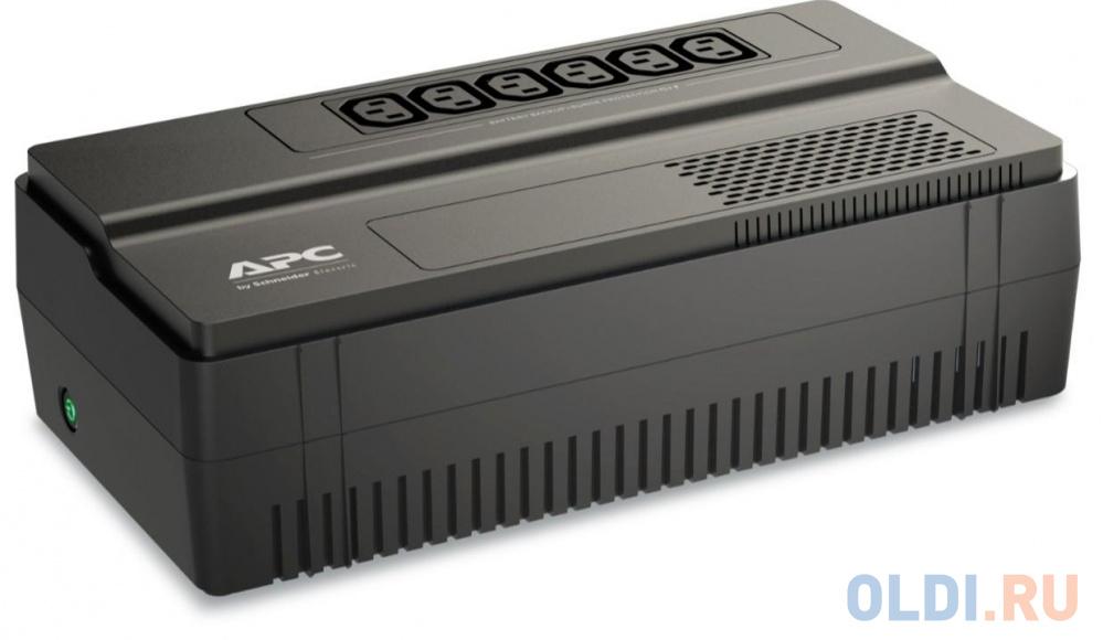 ИБП APC Easy-UPS BV500I 500VA ибп apc bk500ei back ups cs 500va 300w