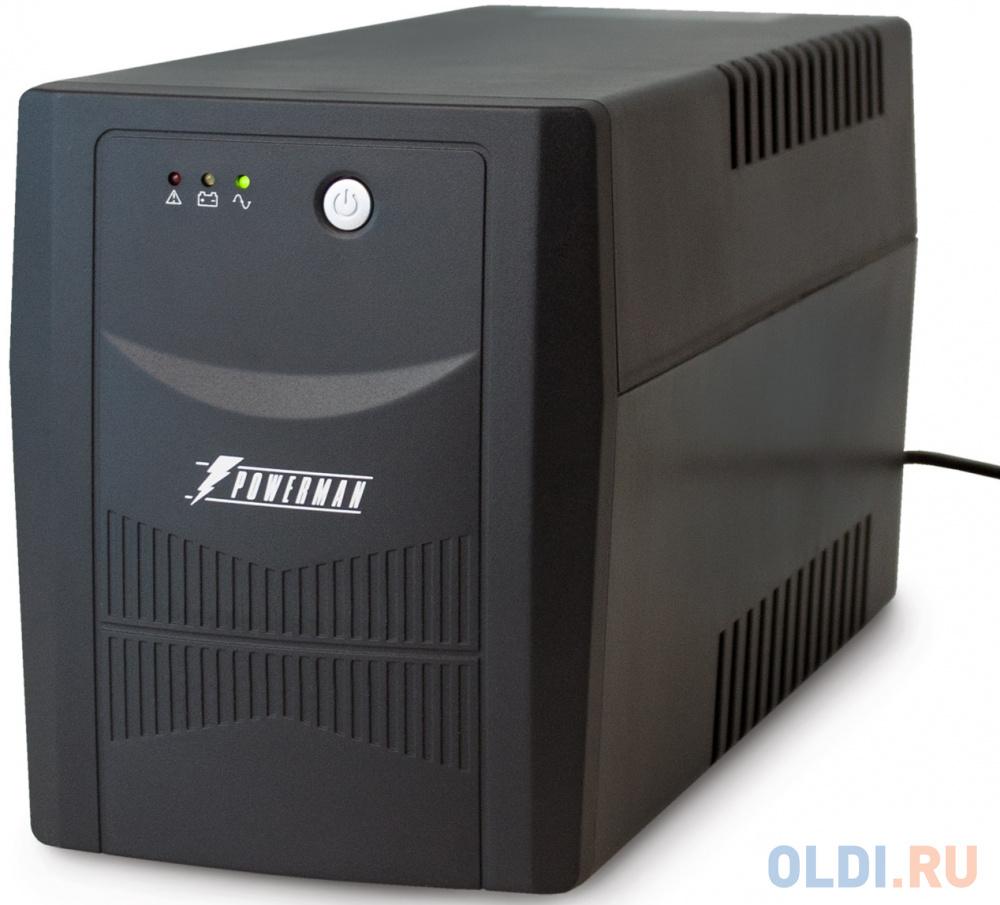 ИБП Powerman Back Pro 1500 Plus 1500VA Back Pro 1500Plus