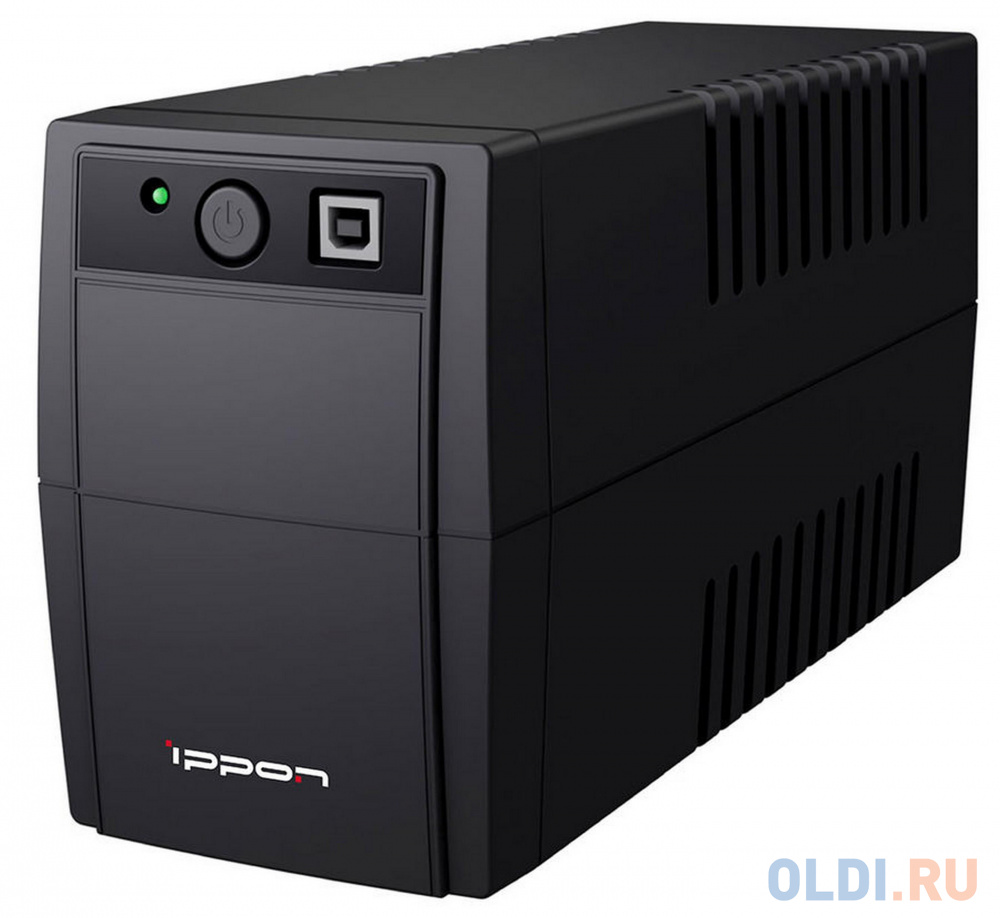 Фото - ИБП Ippon Back Basic 850 Euro 850VA ибп ippon back basic 650 euro 360w 650va
