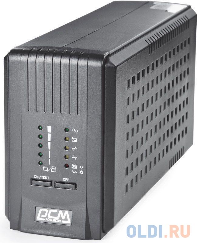 ИБП Powercom SPT-500-II 500VA