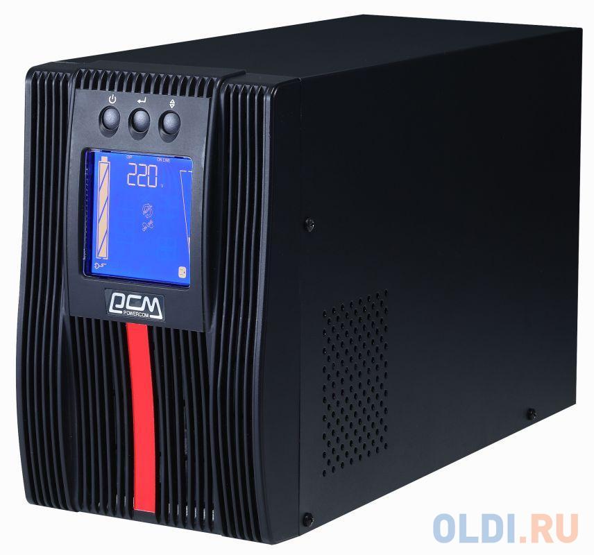 ИБП Powercom MAC-1000 1000VA